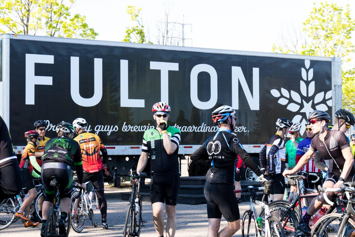 Fulton Gran Fondo Bike Event