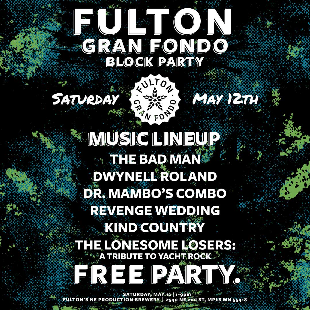 Fulton Gran Fondo Block Party