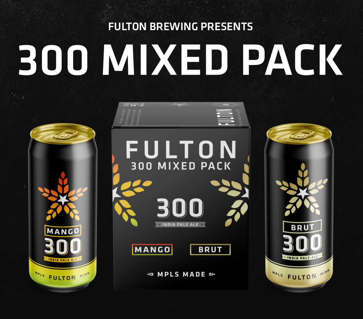 Fulton Mixed 300 Pack
