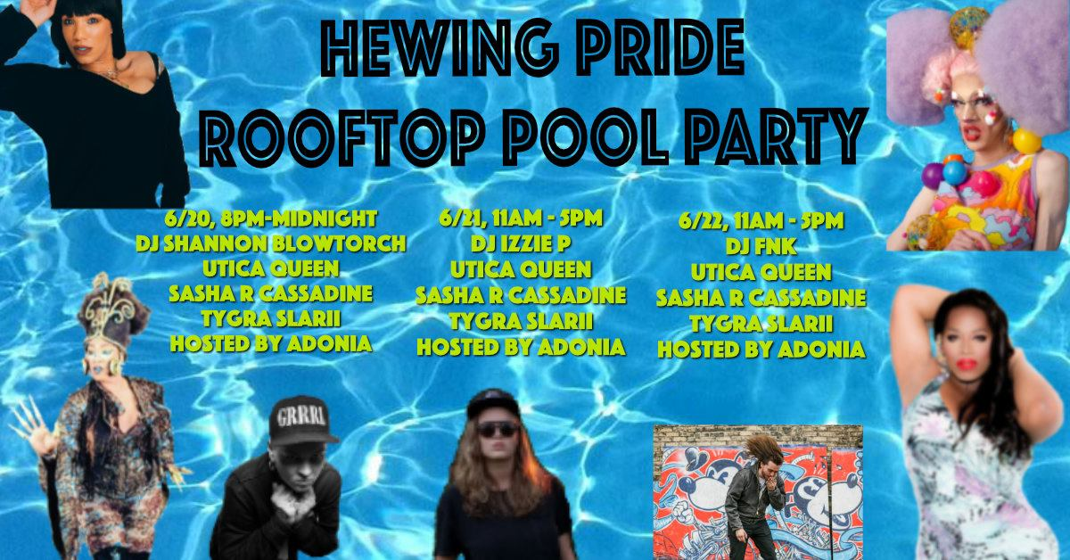 Hewing Pride Event