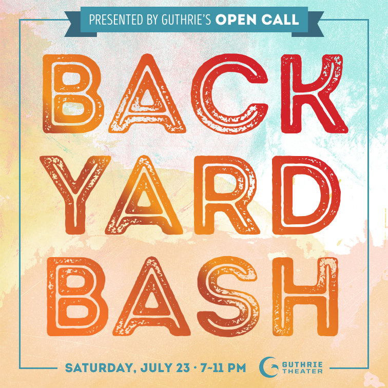 Guthrie's Back Yard Bash