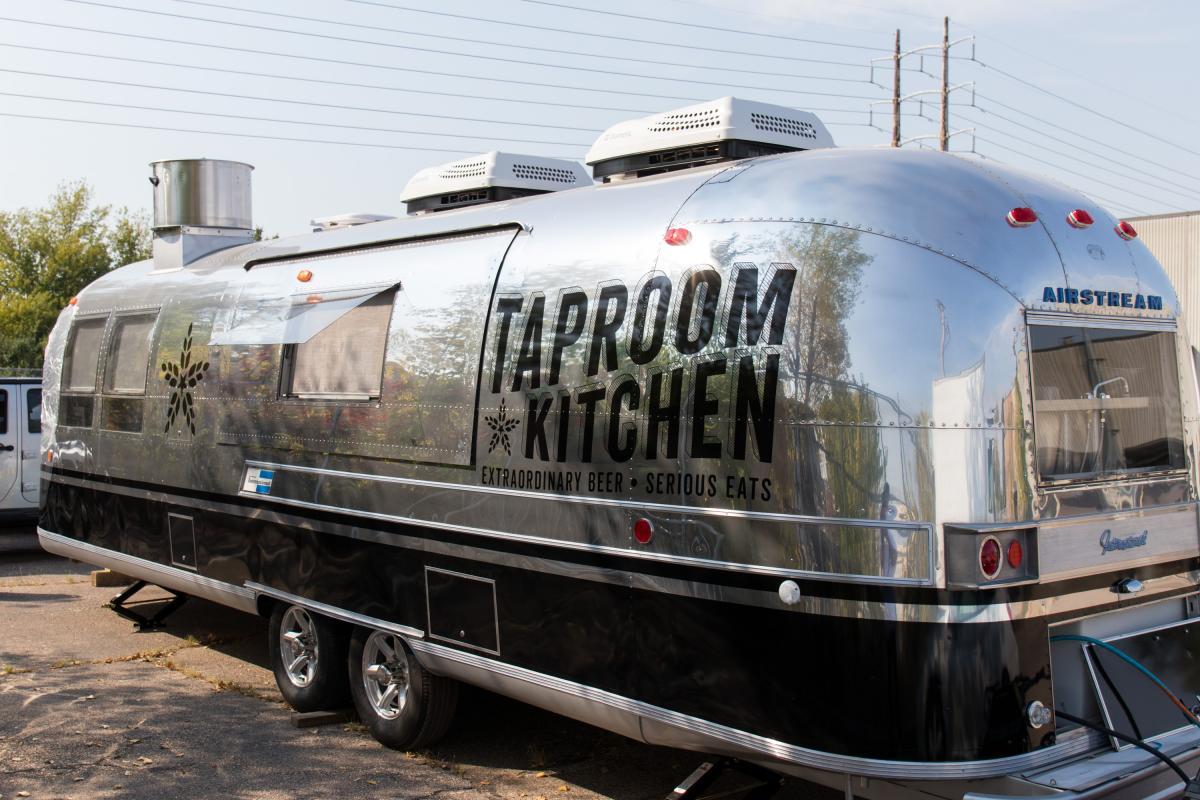 Fulton Taproom Kitchen (Airstream)