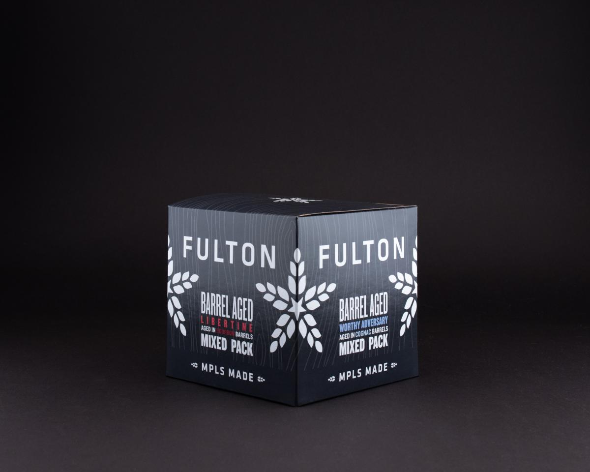 Fulton Barrel-Aged Mixed 4pk (cans)