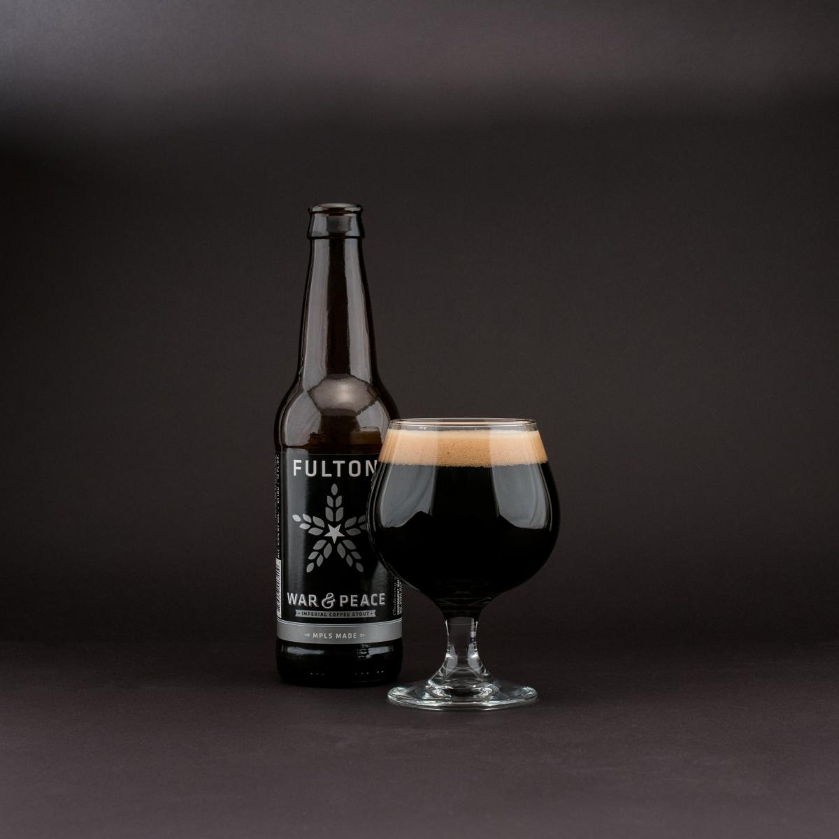 Fulton's War & Peace Imperial Coffee Stout