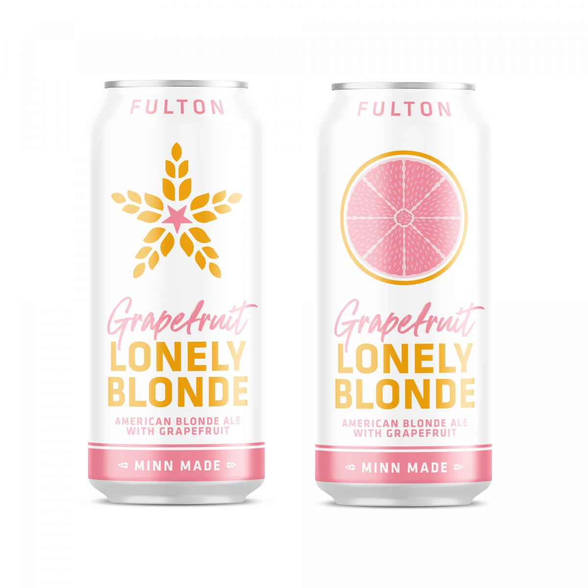 Grapefruit Lonely Blonde