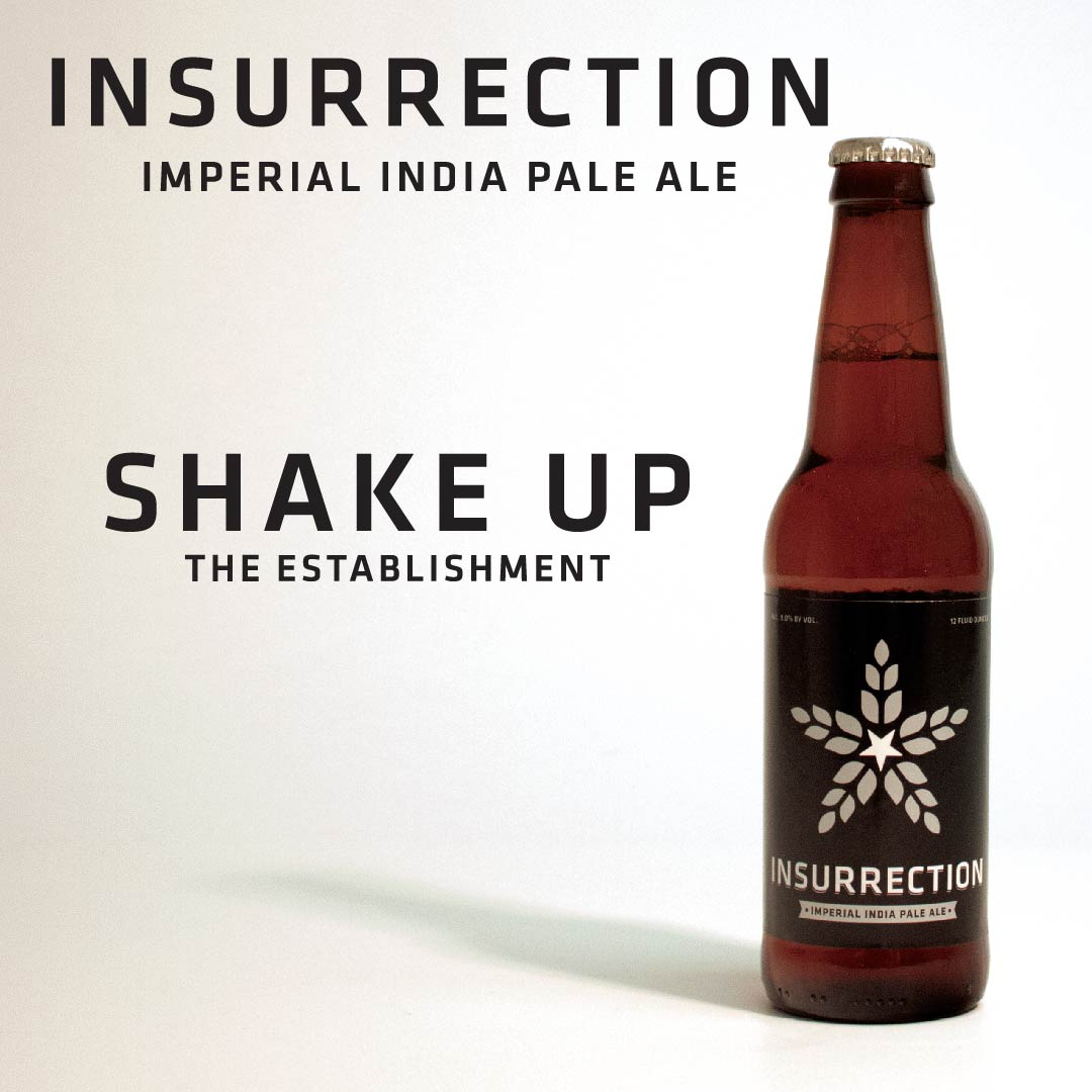 Insurrection Imperial IPA