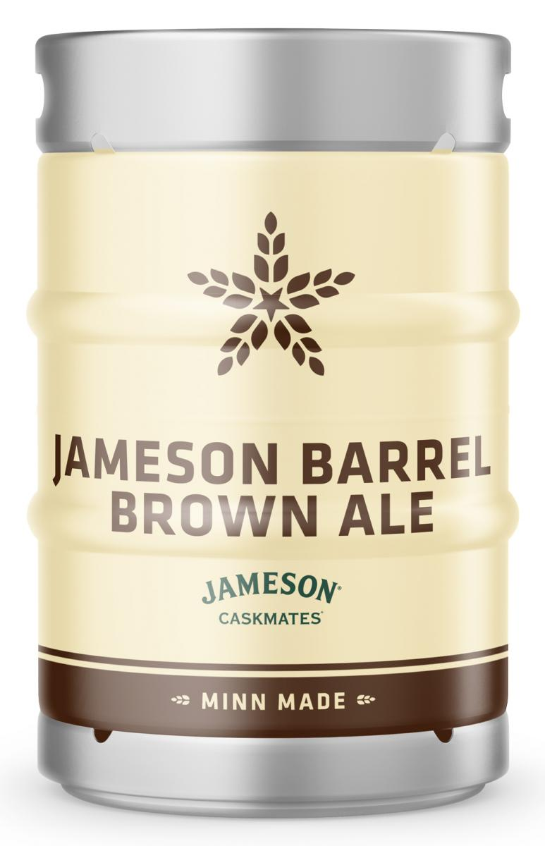 Jameson Barrel Aged Brown Ale