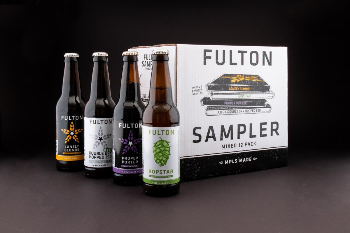 Fulton Mixed 12pack