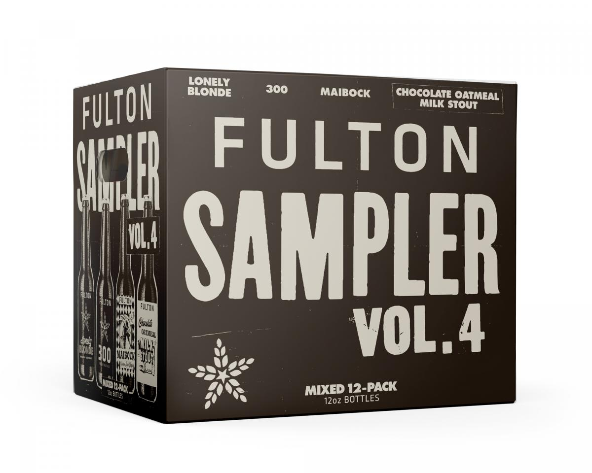 Fulton Brewing Sampler Vol. 4
