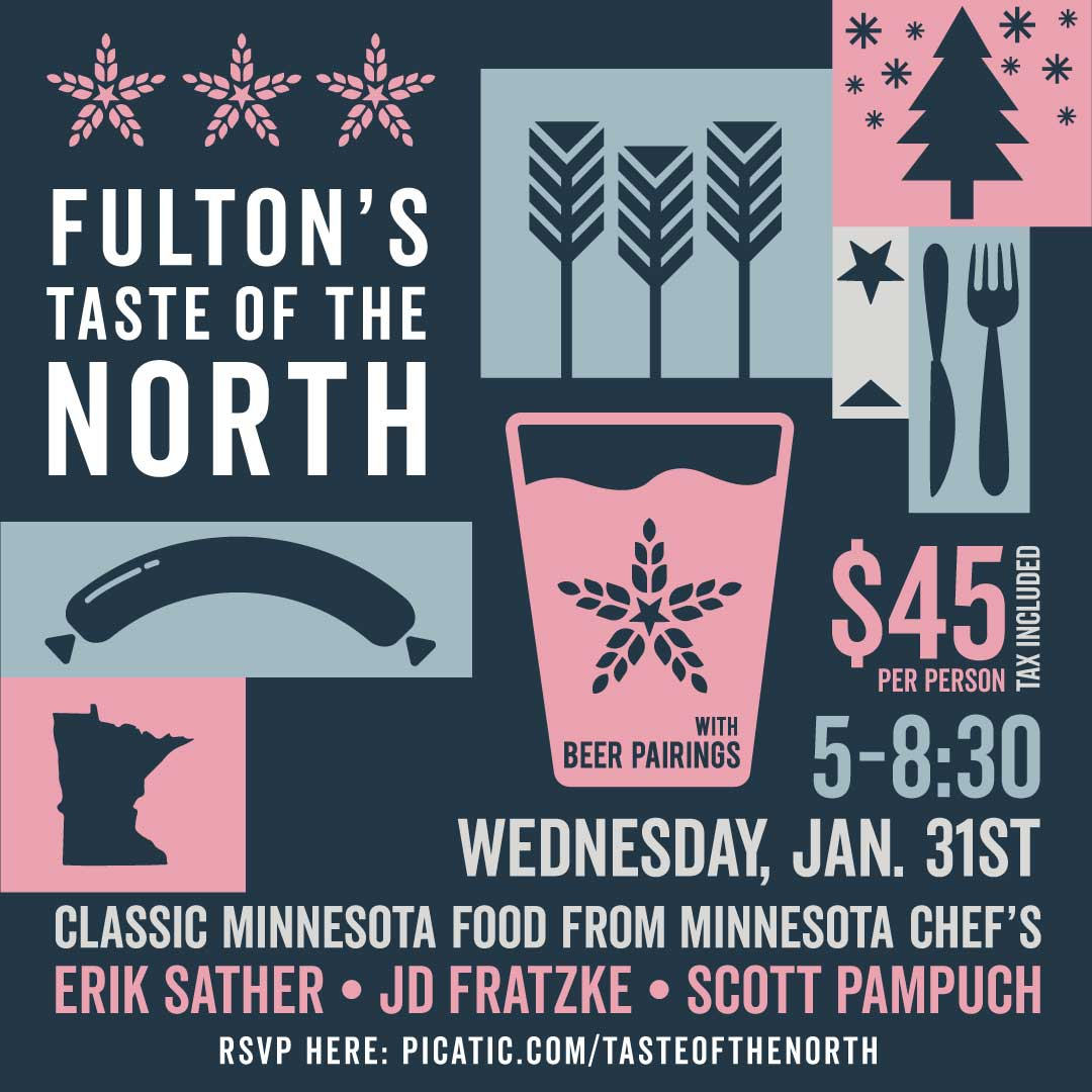 Fulton's Taste Of The North w/ Chefs Erik Sather, JD Fratzke and Scott Pampuch