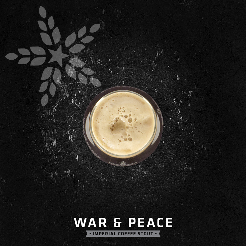 Fulton War & Peace Imperial Coffee Stout