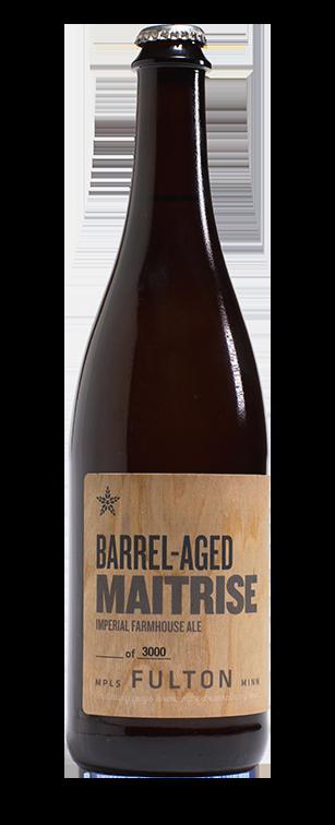 Barrel Aged Maitrise
