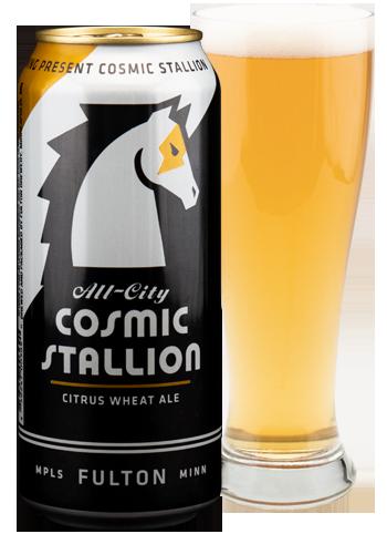 Cosmic Stallion