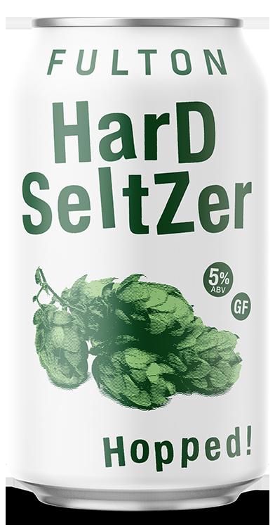 HOPPED! Hard Seltzer