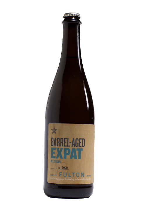 Barrel Aged Expat