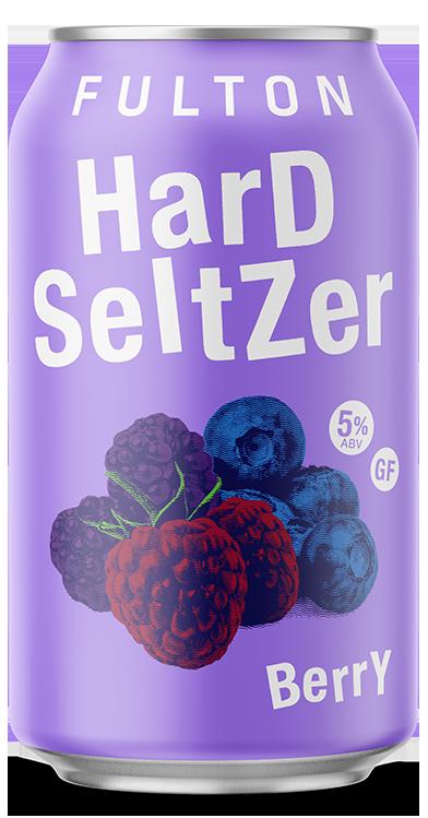Berry Hard Seltzer