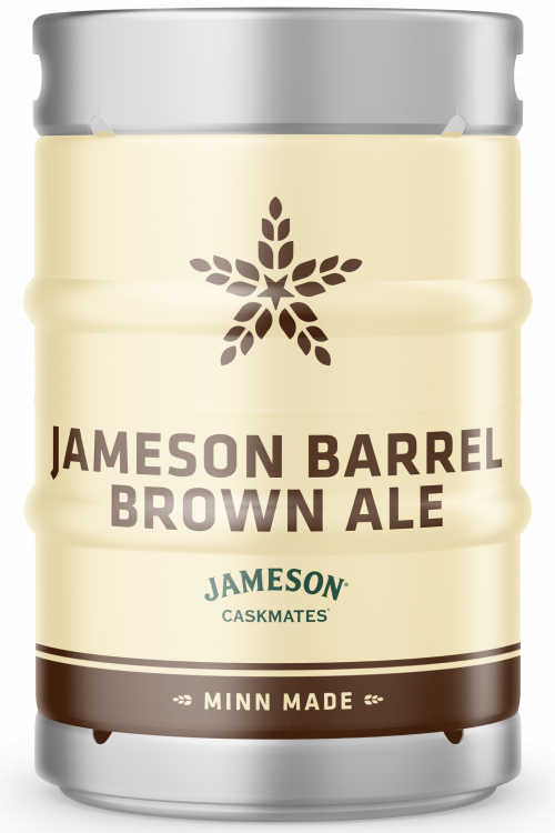 Jameson Barrel-Aged Brown