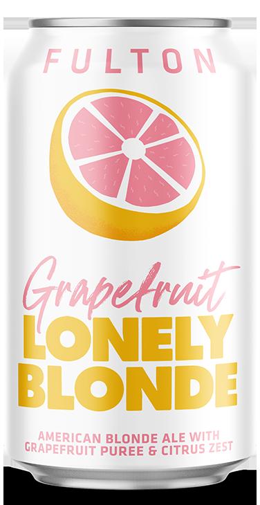 Grapefruit Lonely Blonde