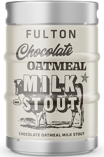 Nitro Chocolate Oatmeal Milk Stout