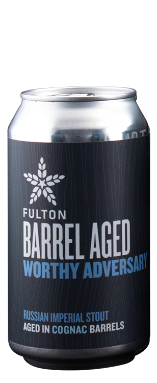 Barrel Aged Worthy Adversary (Cognac)