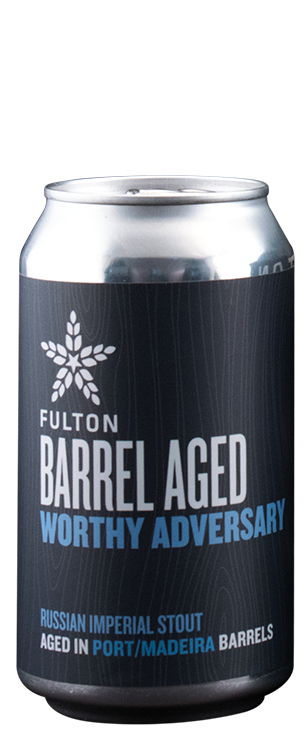 Barrel-Aged Worthy Adversary (Port)